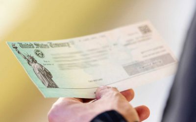 Help! I received a stimulus EIP check and l live abroad, how can I cash it?