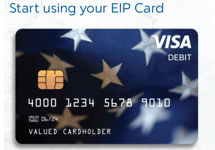 Move out of the way, Economic Impact Payment check, here comes your Stimulus Payment Card!