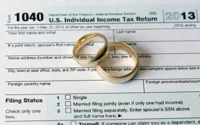 The Ultimate Tax Guide – Insight #9 – Marital status impacts tax status