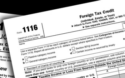 Making sense of foreign tax credit baskets without becoming a basket case